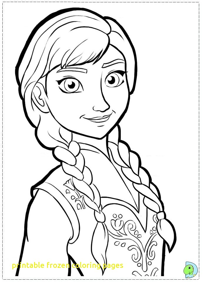 691x960 Printable Frozen Coloring Pages With Frozen Coloring Pages