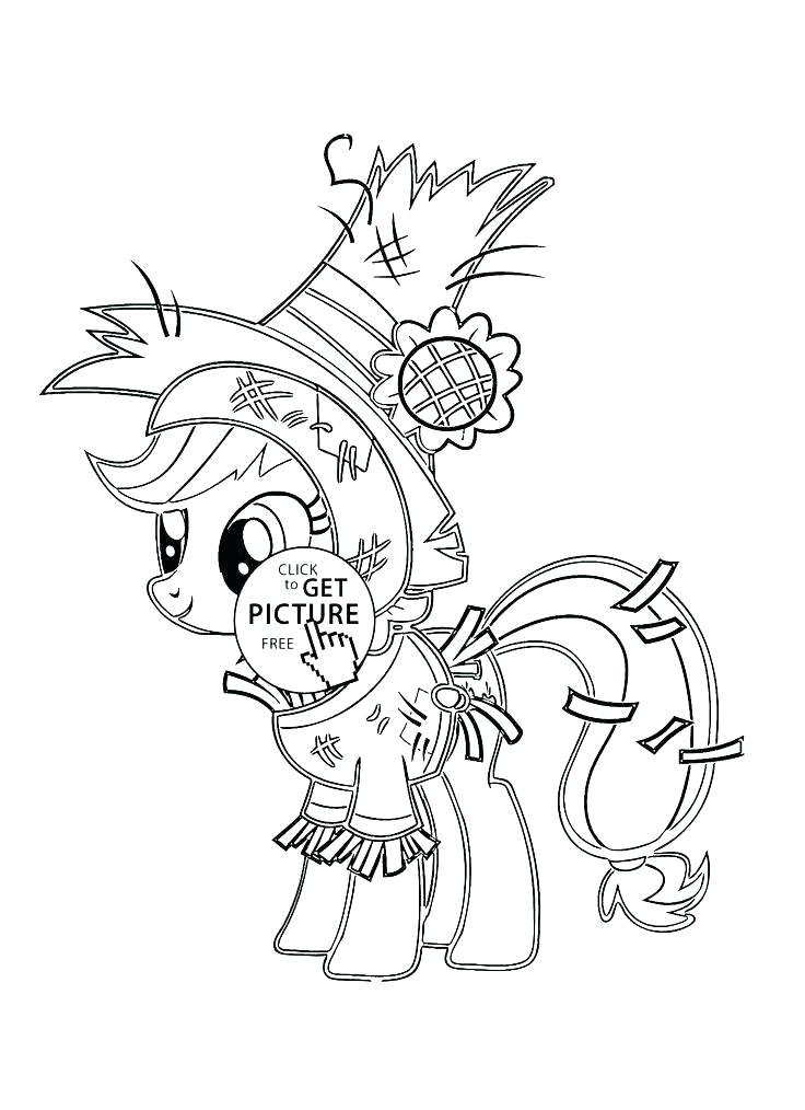 736x1014 Applejack Coloring Pages Coloring For Girl My Little Pony Funny