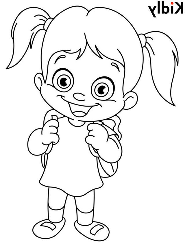 640x853 Cute Coloring Pages For Girls Printable Kids Colouring Pages Kids