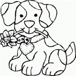 268x268 Color Sheets For Girls Best Coloring Pages
