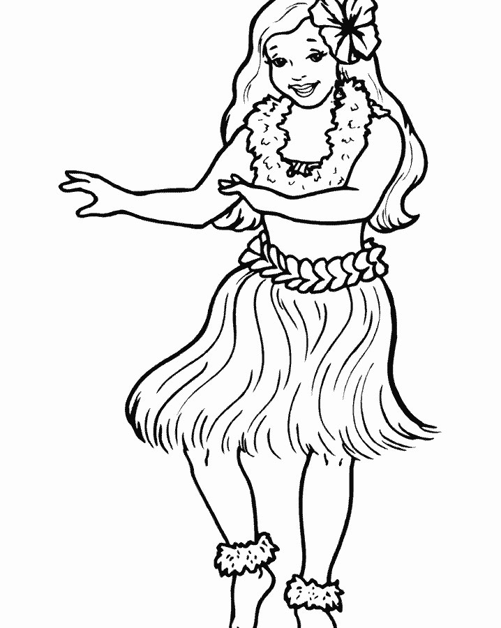 718x900 Completely Free Coloring Pages For Girls