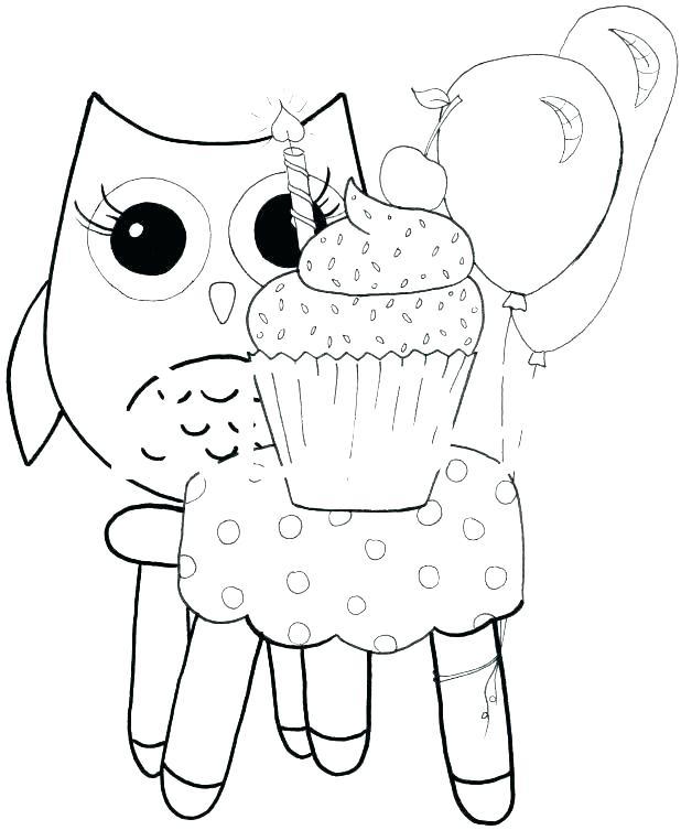 618x753 Owl Color Page Owl Color Page Coloring Page Of An Owl Snowy Owl