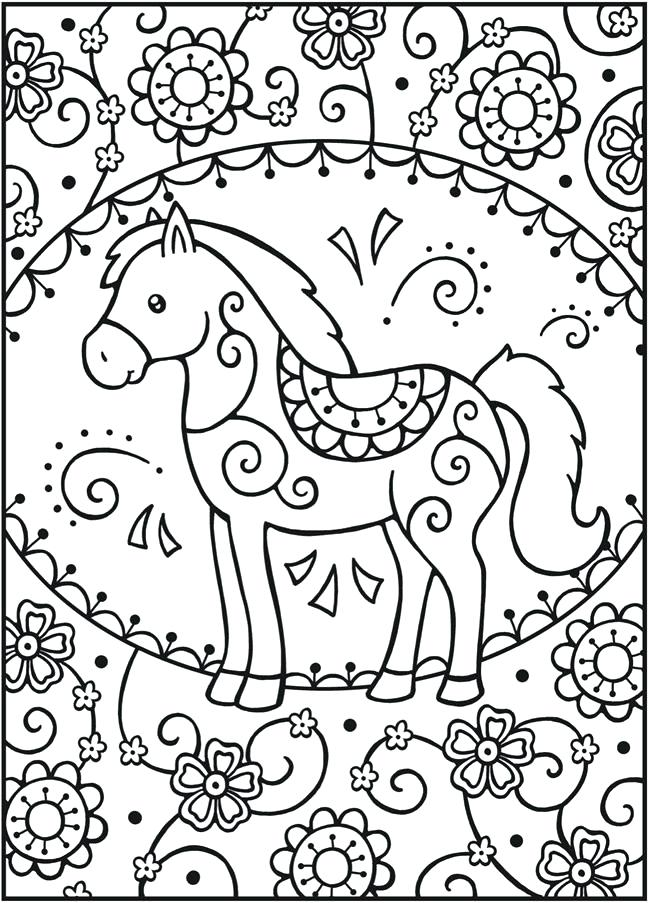 Coloring Pages For Kids To Color at GetDrawings.com | Free ...