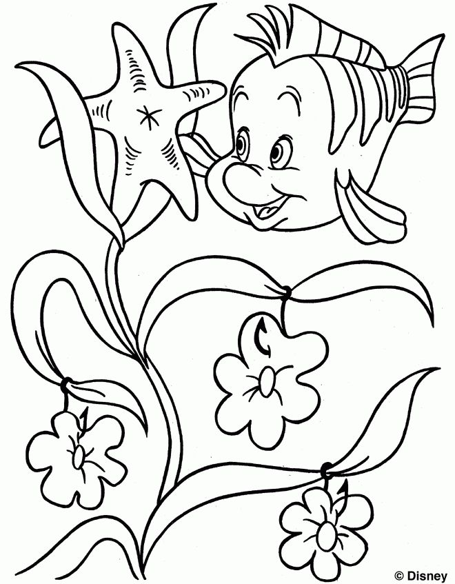 660x847 Print Free Coloring Pages