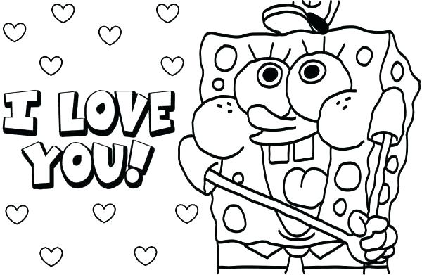 600x391 Valentine Coloring Pages Valentine Coloring Pages Free Printable