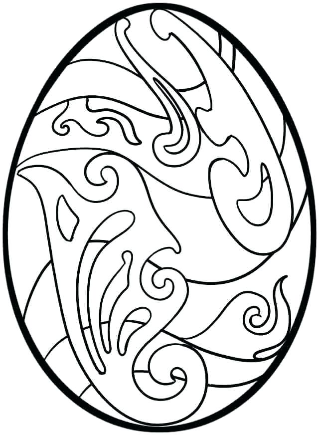 642x872 Egg Coloring Pages Egg Coloring Pages Best Coloring Markers