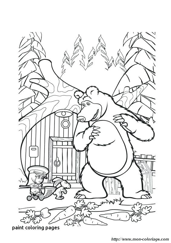 565x800 Paint Coloring Pages And The Bear Google Search For Paint Coloring