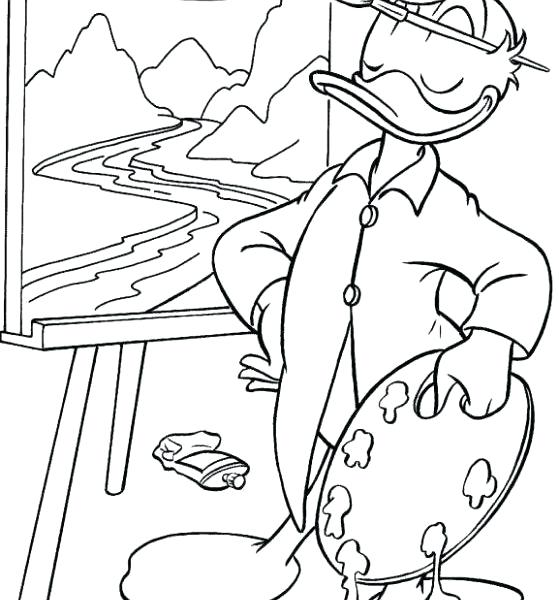 559x600 Paint Coloring Pages