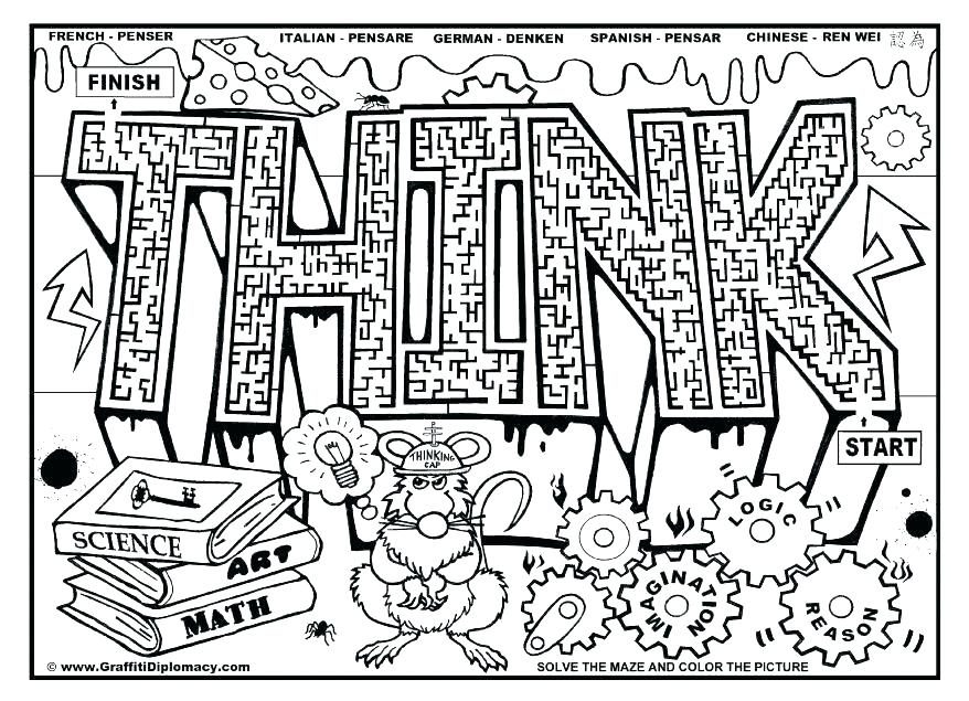 878x635 Coloring Pages Middle School Voice Coloring Page A Middle School
