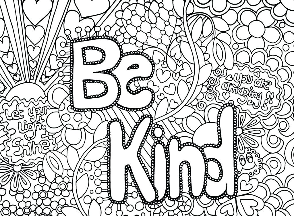 1024x751 Coloring Pages For Middle Schoolers