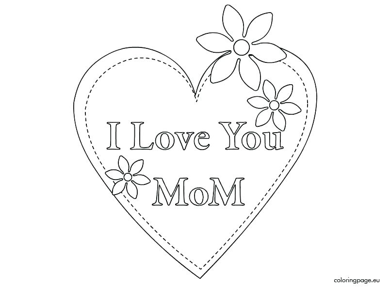 804x595 I Love You Dad Coloring Pages I Love You Dad Coloring Pages Mom