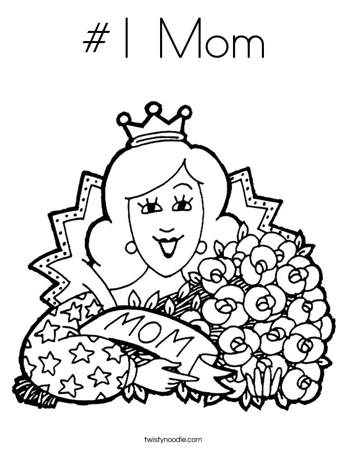685x886 Mom And Dad Coloring Pages