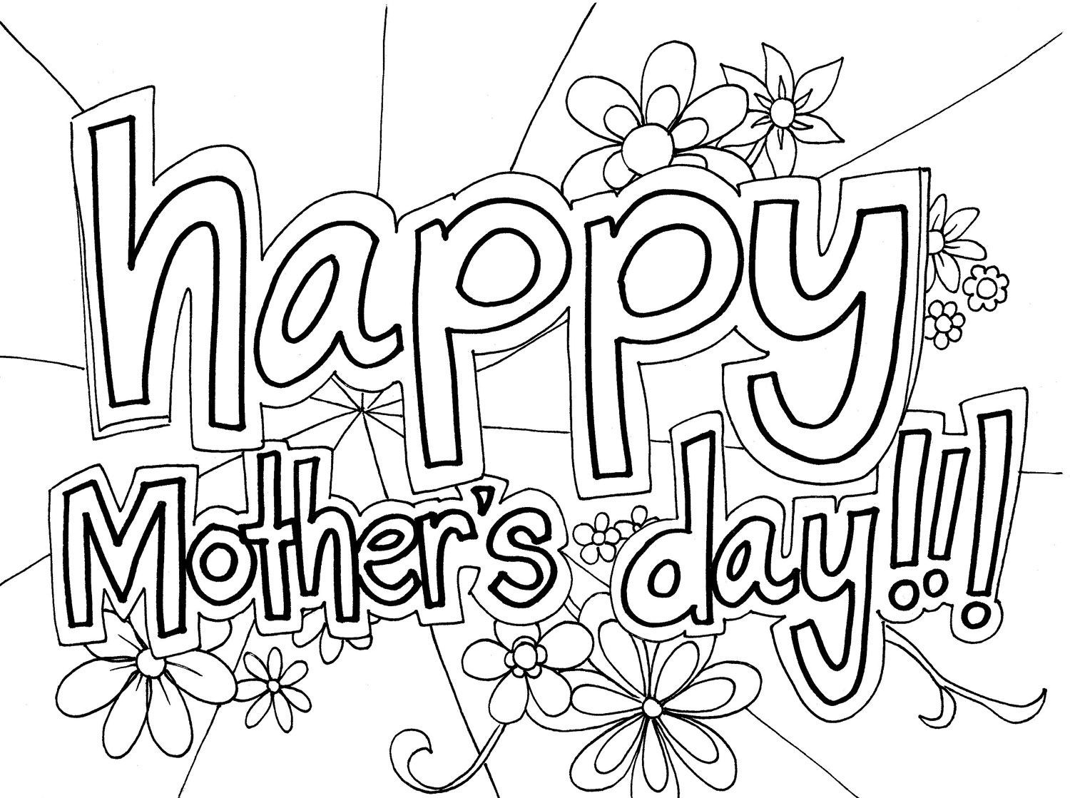1500x1119 Fathers Day Coloring Pages Christian Luxury Mothers Day Card