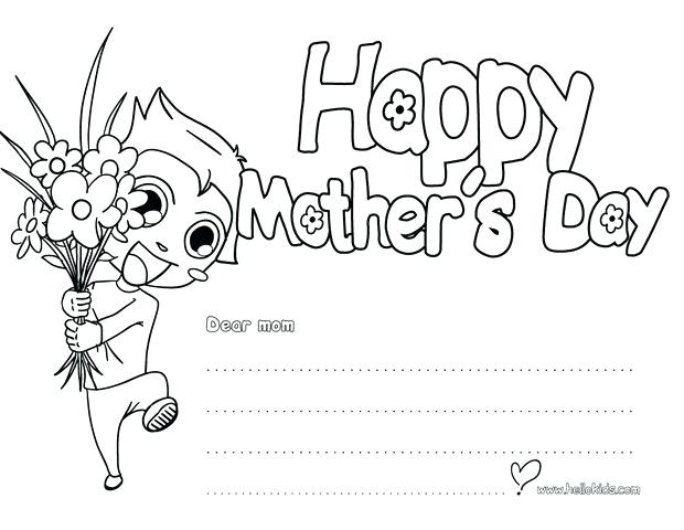 620x480 Happy Mothers Day Coloring Page Mother Day Cards Coloring Pages