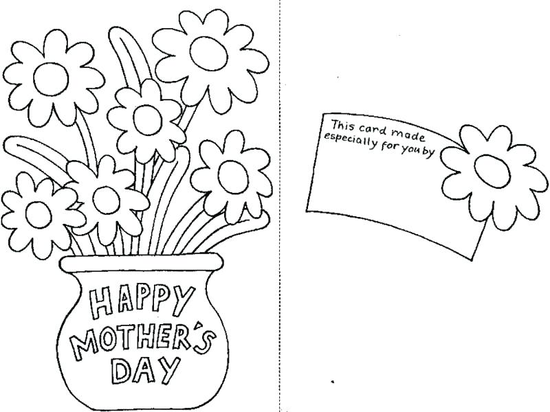 800x600 Happy Mothers Day Coloring Pages Best Mother S Day Images