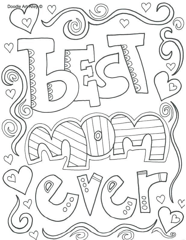 618x800 Coloring Pages For Mom Best Mom Ever Colouring Pages Mothers Day