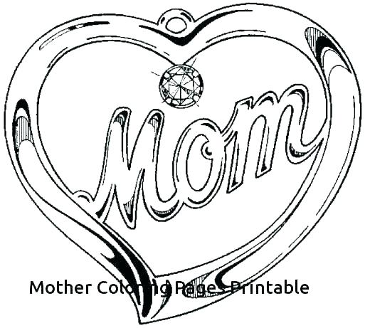 513x461 Coloring Pages For Mothers Day Cards Cute Rabbit Mothers Day Card