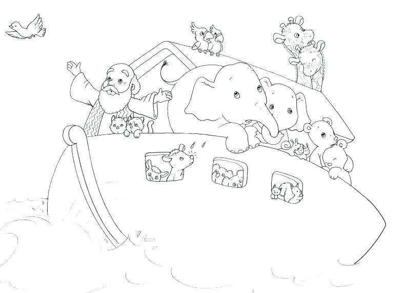794x571 Noahs Ark Coloring Pages Amazing Ark Coloring Pages Image S Noahs