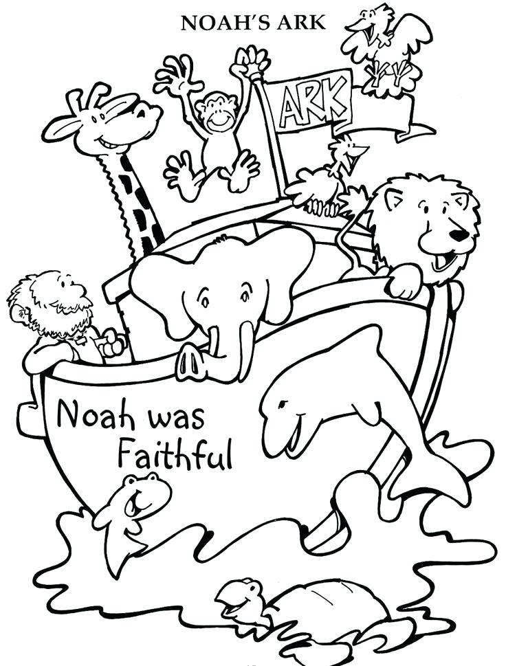 736x969 Noahs Ark Coloring Pages Ark Colouring Page Popular Ark Coloring