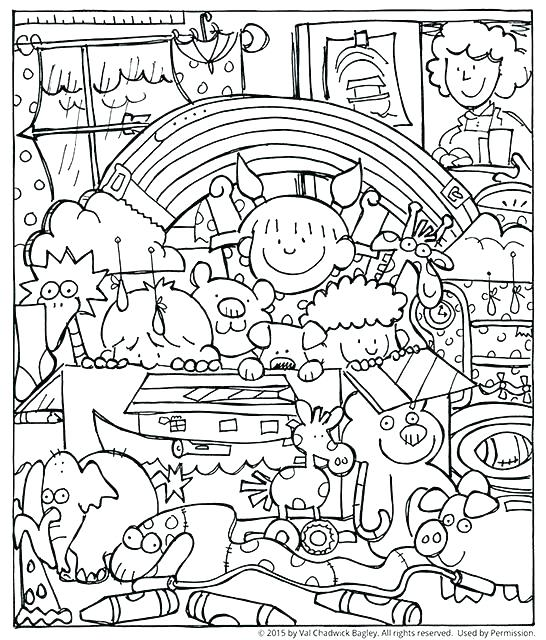 546x640 Noahs Ark Coloring Pages Kjv Special Moment Printable Pa