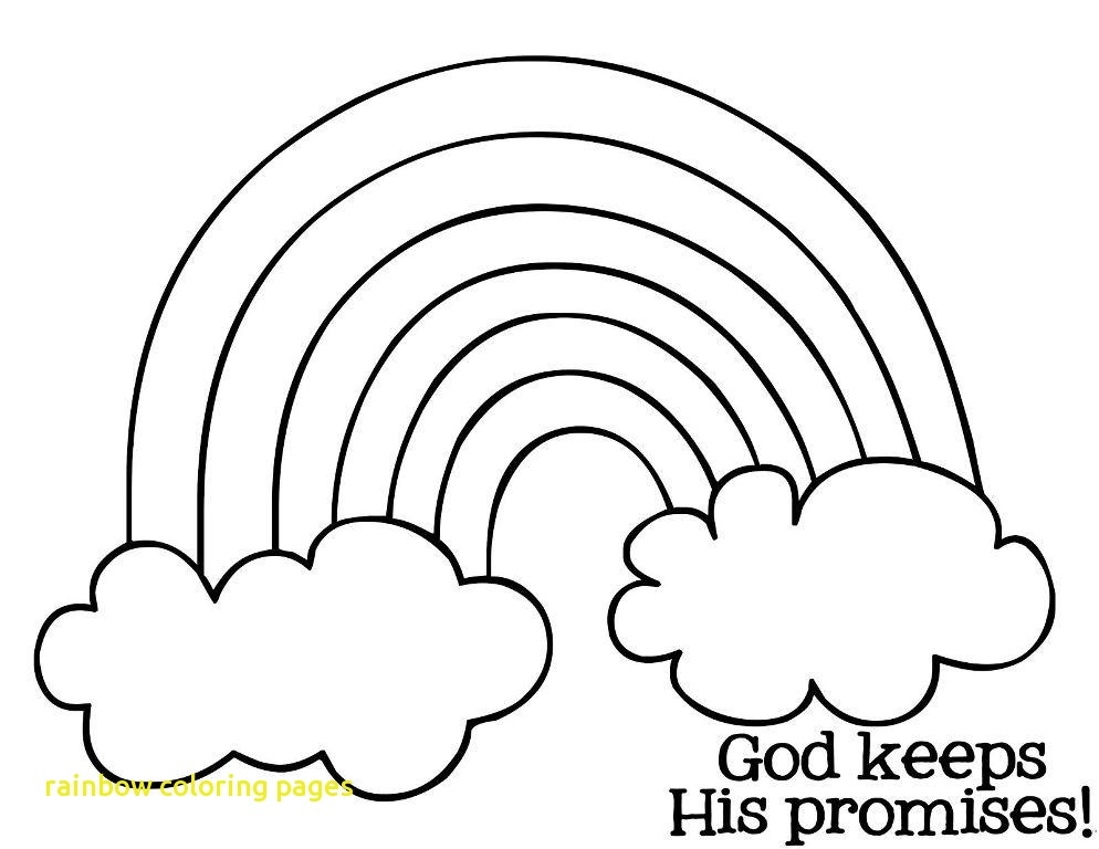 994x768 Rainbow Coloring Pages With Noahs Ark Rainbow Coloring Page