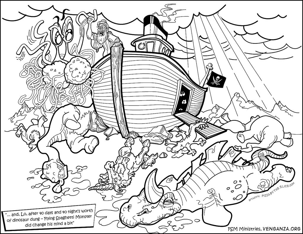 1024x791 Super Cool Noah S Ark Coloring Page And The Printable