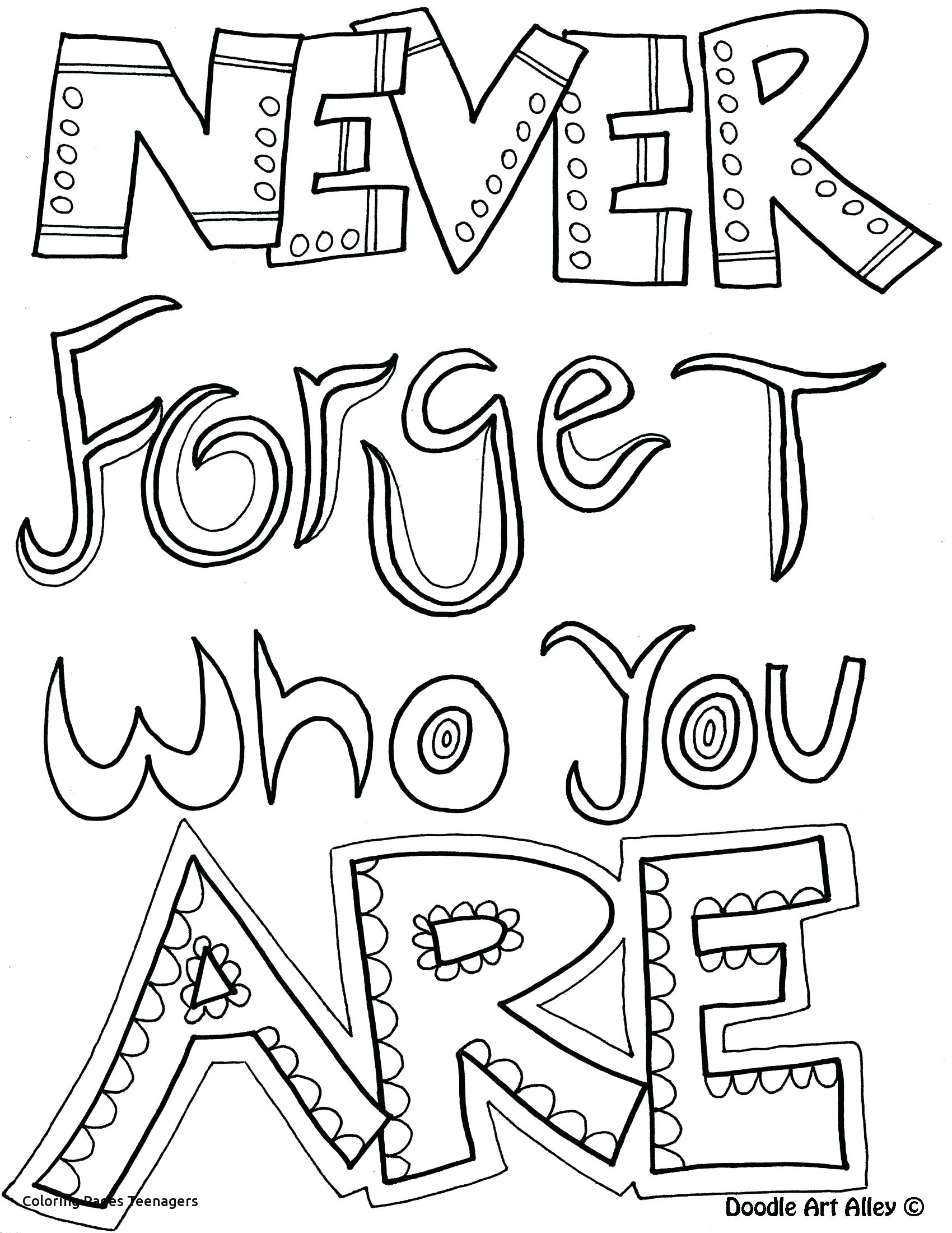 1700x2200 Edge Cool Coloring Pages For Teenagers To Print Teens Printable