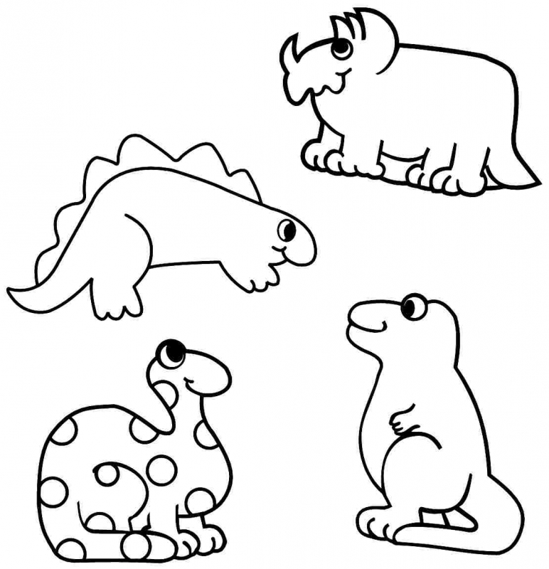 772x800 Coloring Pages For Preschoolers Pdf Coloring Page Zone