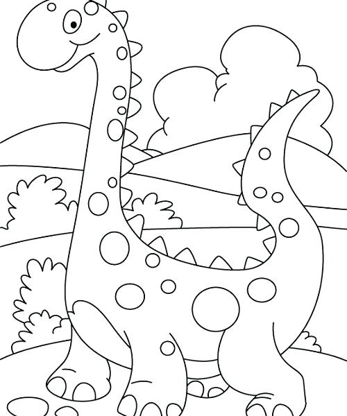 500x600 Free Coloring Pages For Toddlers Pdf Coloring Collection