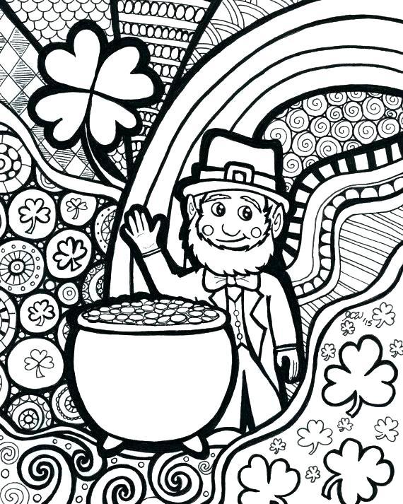 570x713 St Patricks Day Coloring Pages Unique Saint Day Coloring Pages