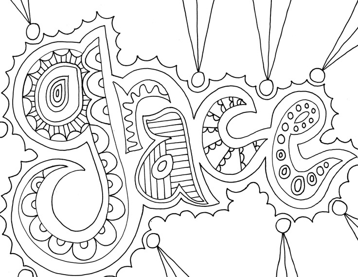 736x569 Coloring Pages For Teen Girls