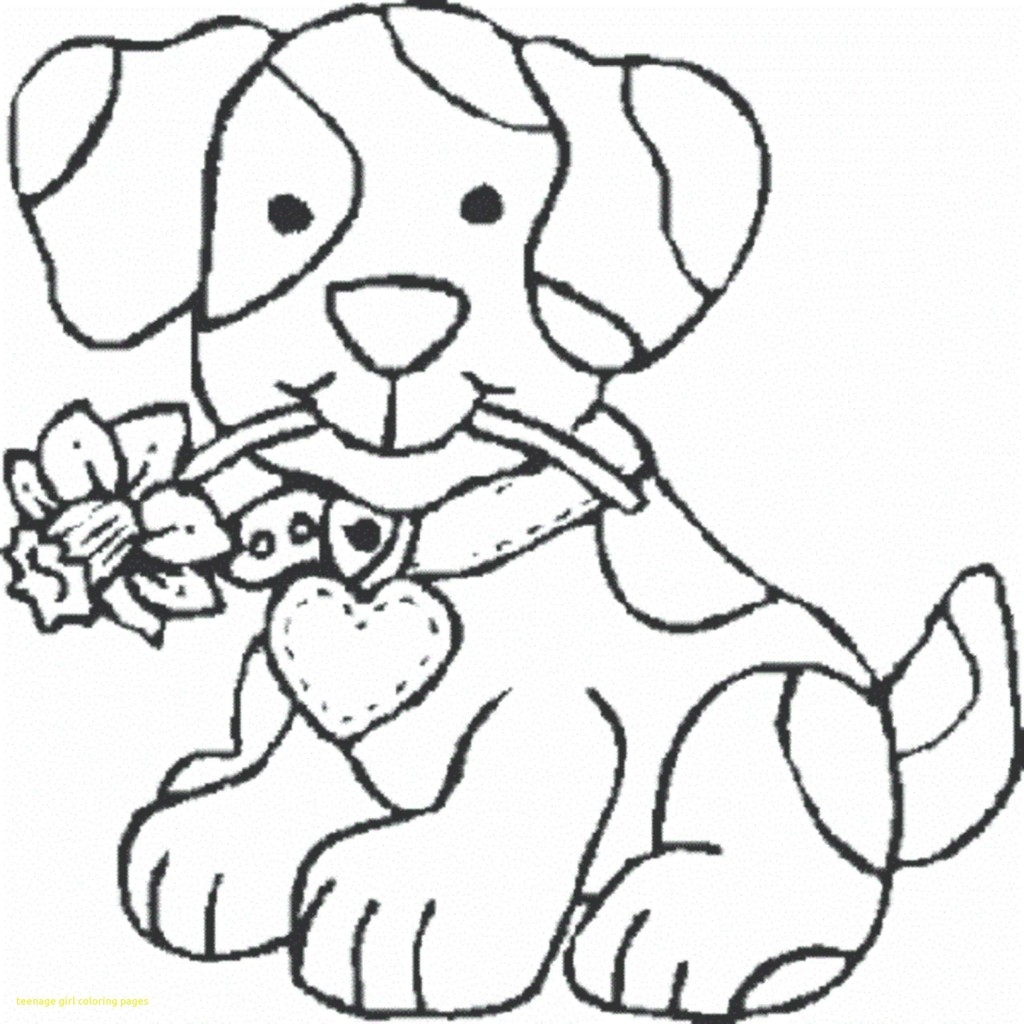 1024x1024 Simple Teenage Girl Coloring Pages With Printable Coloring Sheets