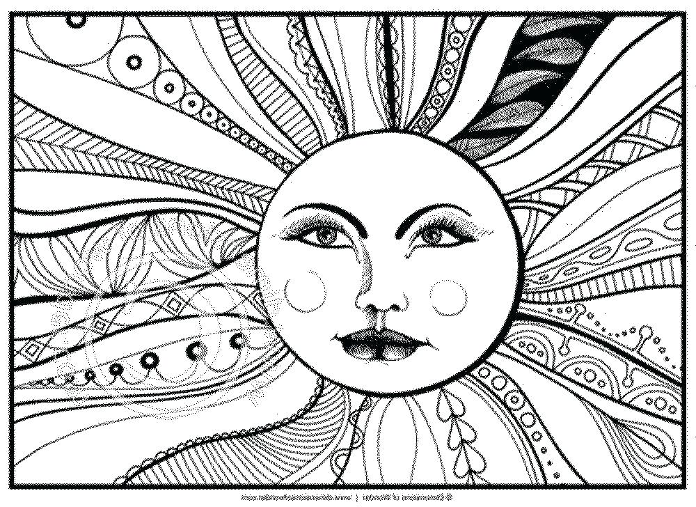 1000x728 Teenage Girl Coloring Pages Cool Coloring Pages For Teenagers