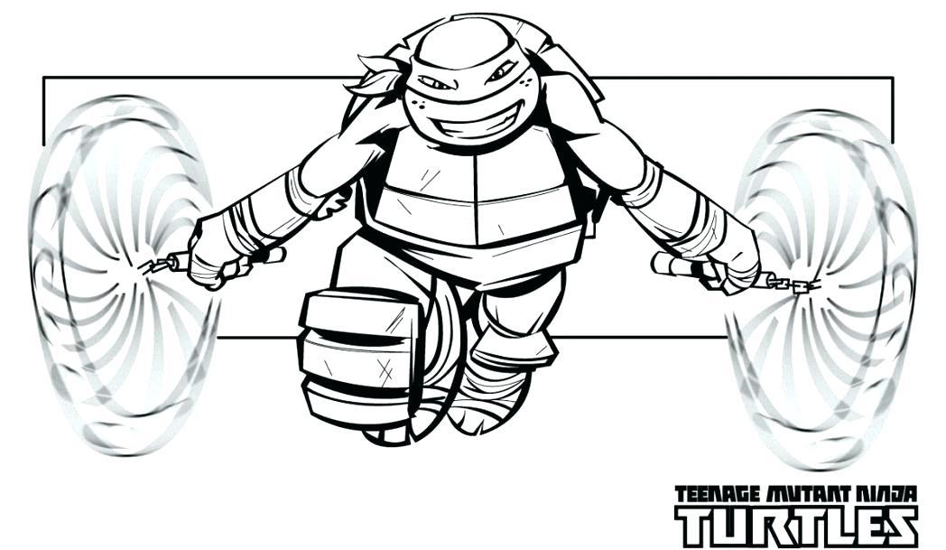 1048x609 Coloring Pages Ninja Turtles Teenage Mutant Ninja Turtle Coloring