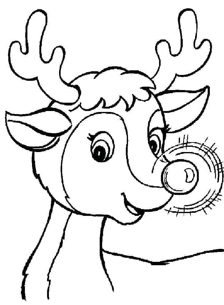 728x989 Santa Coloring Pages Printable And Christmas Sheets Free