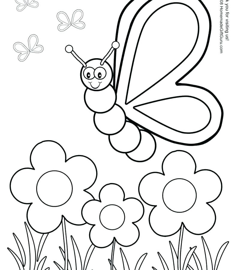 791x900 Coloring Pages Preschool Free Preschool Coloring Pages Coloring
