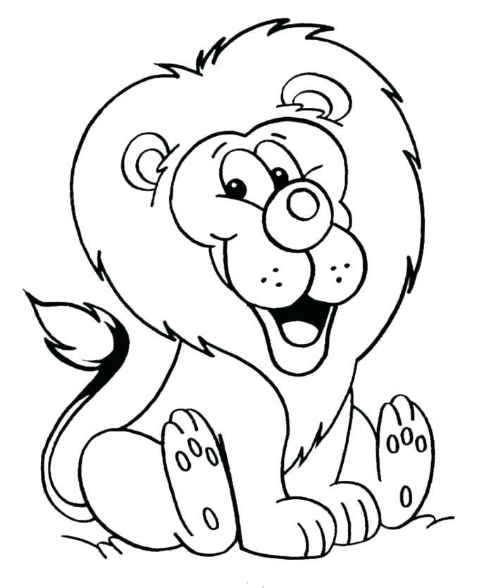 687x834 Toddler Coloring Pages Printable Color Pages For Toddlers Toddler