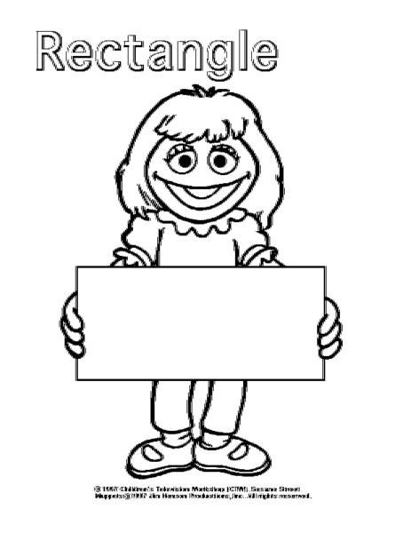 463x600 Shapes Coloring Pages For Toddlers Toddler Preschool