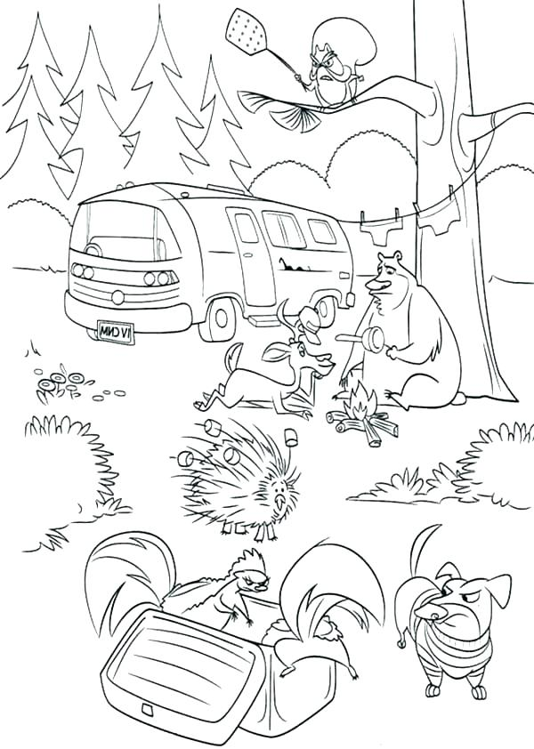600x842 Season Coloring Pages Season Coloring Pages Four Seasons Coloring