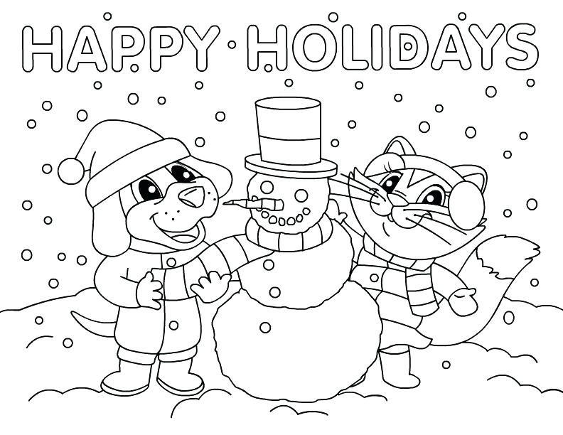 792x612 Frosty The Snowman Coloring Page Twisty Noodle Frosty The Snowman