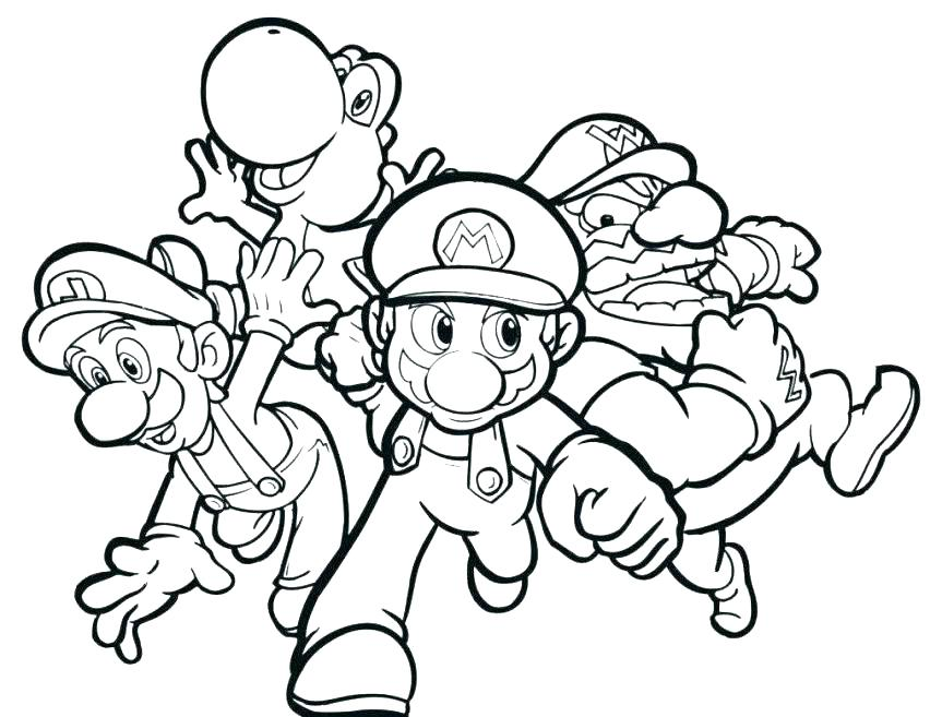 863x657 Coloring Pages Games Awesome Games Coloring Pages Kids Printable