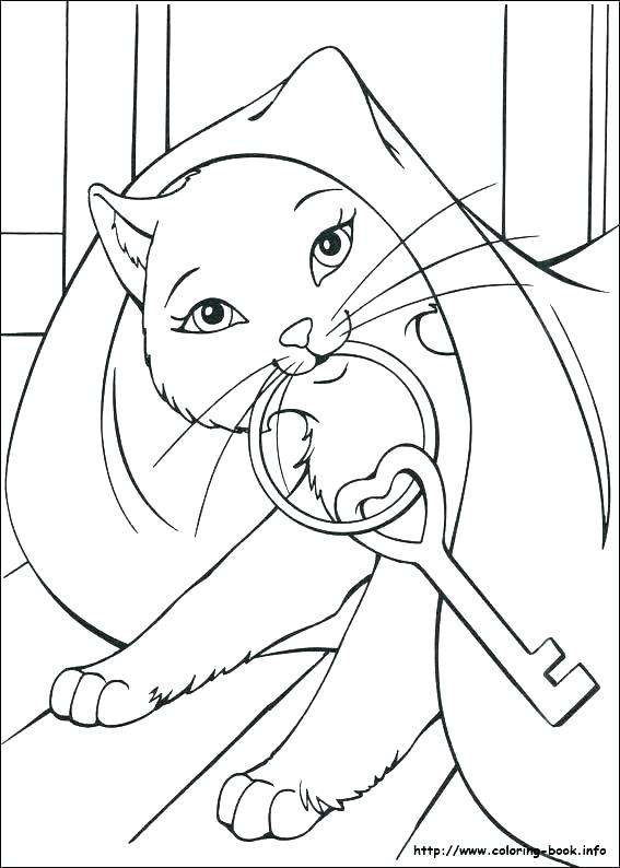 567x794 Free Barbie Coloring Pages Barbie Coloring Pages Printable