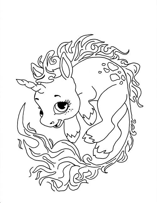 500x647 Griffin Coloring Pages Awesome Best Mythical Dragon Unicorn