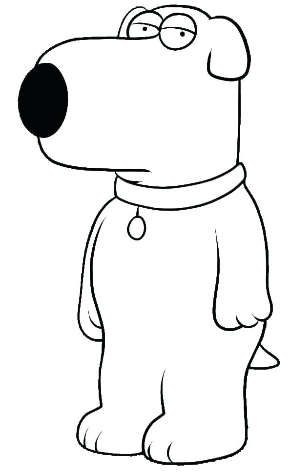 596x974 Stewie Griffin Coloring Pages S S S Stewie Family Guy Coloring