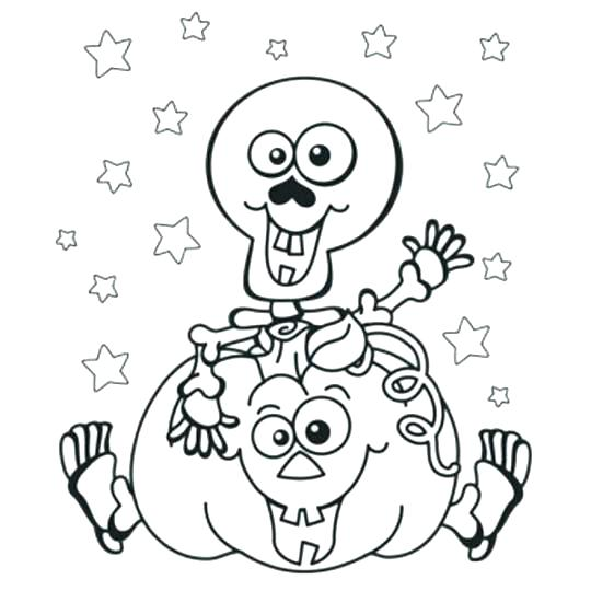 540x540 Free Halloween Coloring Page Coloring Pages Free Printable