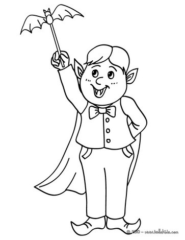 363x470 Kids Costumes Coloring Pages