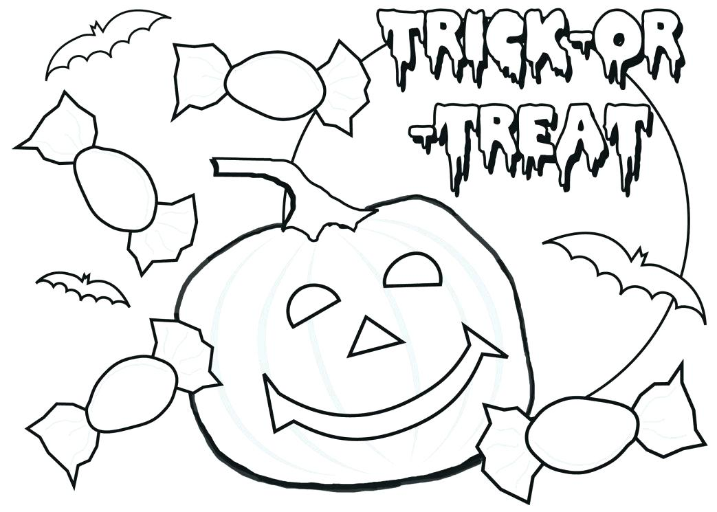 1043x745 Coloring Pages Cute Free Printable Bat Page For Kids Ghost
