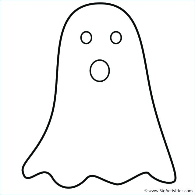 picture regarding Printable Ghost referred to as Coloring Internet pages Halloween Ghost at  Totally free for
