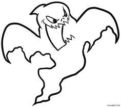 236x210 Printable Ghost Rider Coloring Pages Halloween Ghost Coloring