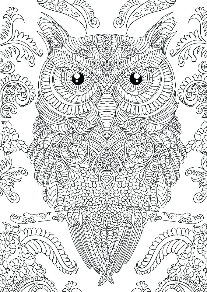 680x960 Hard Animal Coloring Pages Hard Animal Coloring Page Hard Animal